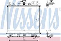 Радиатор охлаждения Nissan, Renault (производство Nissens ), код запчасти: 68700A