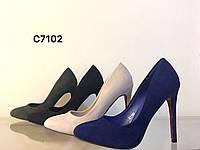 Женские туфли на шпильке оптом Размеры 36-41