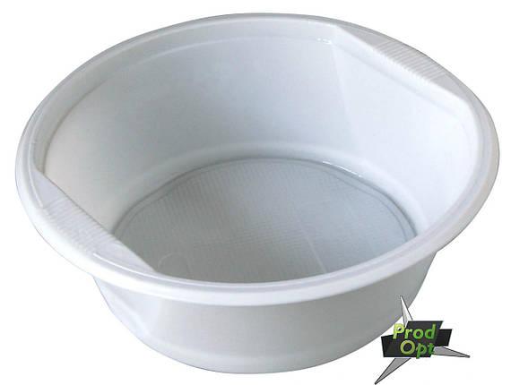 Комплект тарілок для супу глибоких 500 мл 10 шт   , фото 2