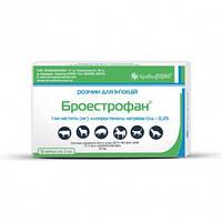 Броэстрофан 2 мл №10 ветеринарный гормональный препарат