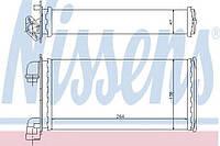 Радиатор печки BMW (производство Nissens ), код запчасти: 70501