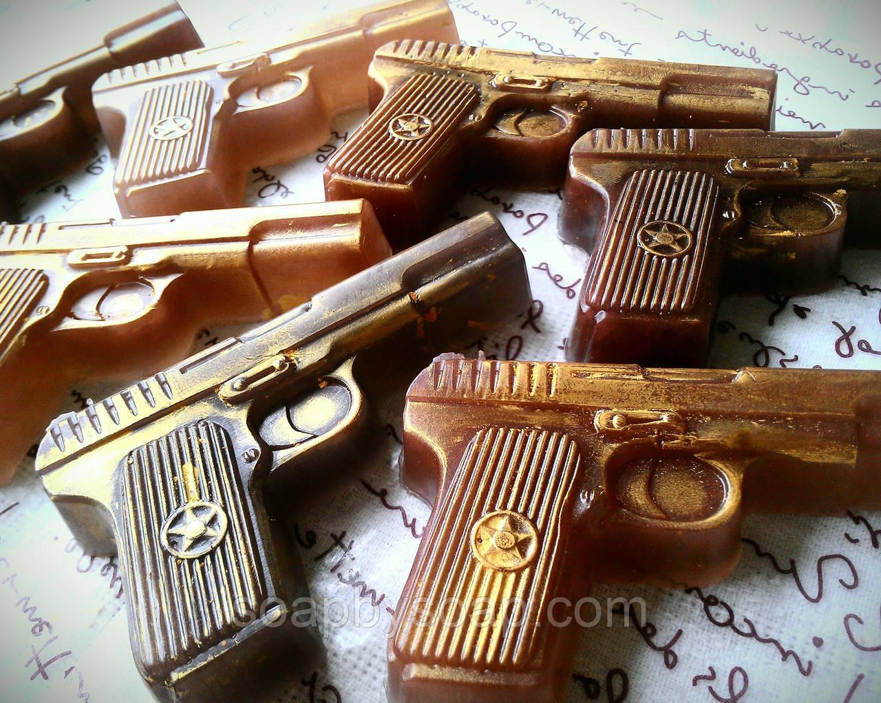 """Мыло """"Пистолет"""", фото 1"""