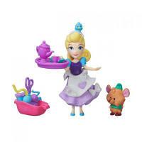 Hasbro b5331 игровой набор маленькая кукла принцесса и ее друг в ассорт.