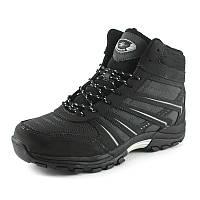 Ботинки зимние мужские Bona 92735D-6 черный