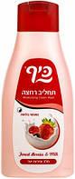 """Крем - гель для душа """"Keff Лесные ягоды"""" 750 мл.,Израиль"""