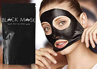 Черная маска пакете Black Mask 100g Оригинал!, очищающая маска для лица - пленка от черных точек 100г