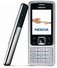 Мобильный телефон Nokia 6300 (копия) Q630 dual sim 2 сим карты металлический корпус Нокиа