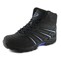 Ботинки зимние мужские Bona 92735L-6 черный.