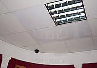 Тепловая энергосберегающая электрическая  панель потолочного крепления UDEN-S (УДЭН-500П)
