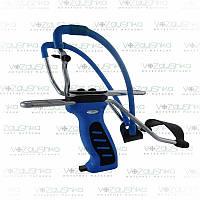 Рогатка Man Kung MK-SL06BL с упором синяя