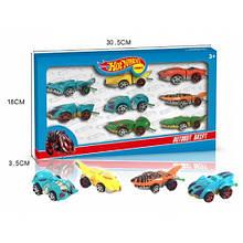 Набор машин Hot Wheel, 8 машин в комплекте, 2367-8A