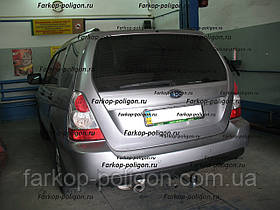 Фаркоп Subaru Forester с 2002-2008 г.