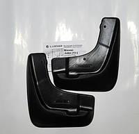 Брызговики передние Nissan Juke  2010 -.... c креплением <L.Locker>