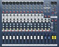 Soundcraft EPM12 - 12-моно, 2-стерео, 2 Aux