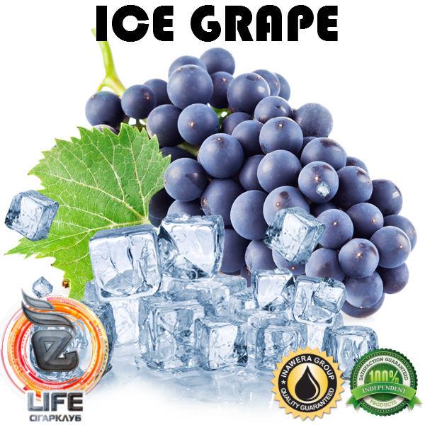 Ароматизатор Inawera ICE GRAPE (Ледяной виноград)