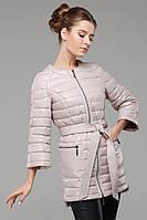 осенняя удлиненная куртка  Белла  Nui Very (Нью вери)  по низким ценам