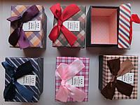 Подарочные коробки шкатулки 10*7,5 см