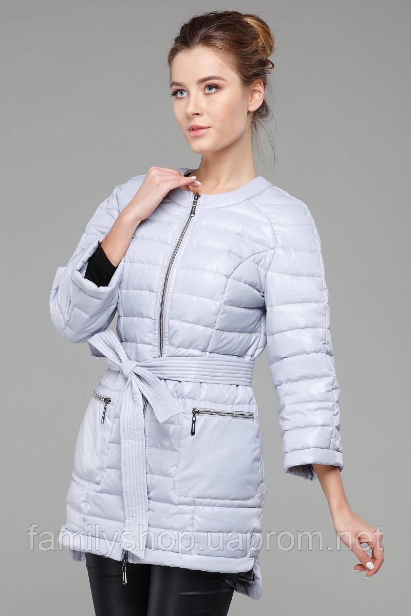 Молодежная женская осеннняя куртка   Белла  Nui Very (Нью вери)