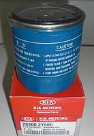 Фильтр масляный (производство Hyundai-KIA ), код запчасти: 263002Y500