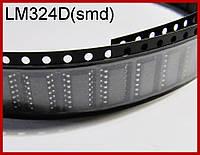 LM324N,(smd), 4-х канальный ОУ.