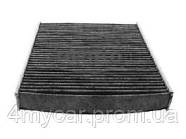 Фільтр салону вугільний vw, seat, skoda, audi (производство Corteco ), код запчасти: 80001784