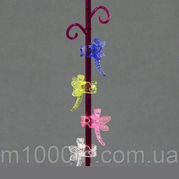 Зажим для орхидей  Стрекоза К14.037 Упаковка МИКС