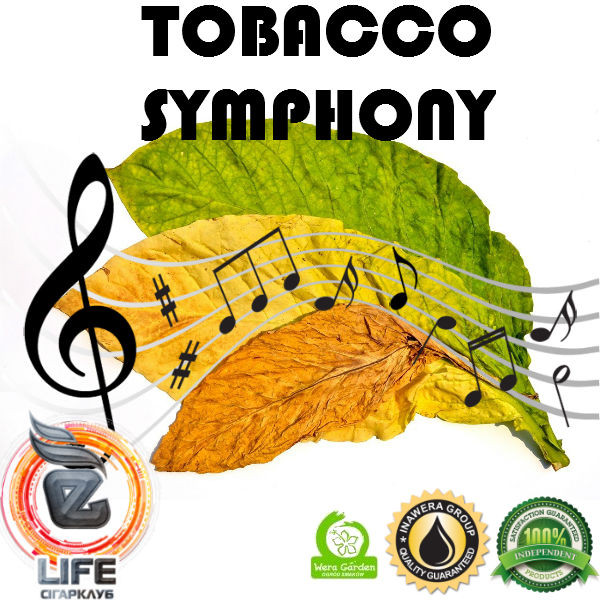 Ароматизатор Inawera Wera Garden TOBACCO SYMPHONY (Табачная симфония)