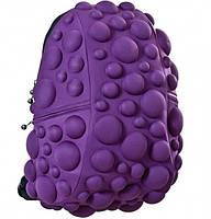 Рюкзак MadPax Bubble Full цвет Slurple (фиолетовий)