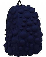 Рюкзак MadPax Bubble Full цвет Navy (синий)