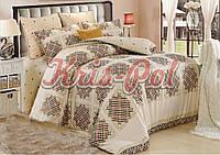 Комплект постельного белья ТМ KRIS-POL (Украина) Бязь голд двуспальный 511523147