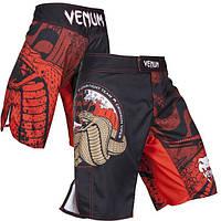 Шорты мма Venum Crimson Viper Fightshorts