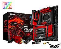 MSI X99A GODLIKE GAMING (X99 5xPCI-E DDR4)