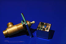 Кран для гидромассажной ванны ( ДЖ6703-1 ), фото 2