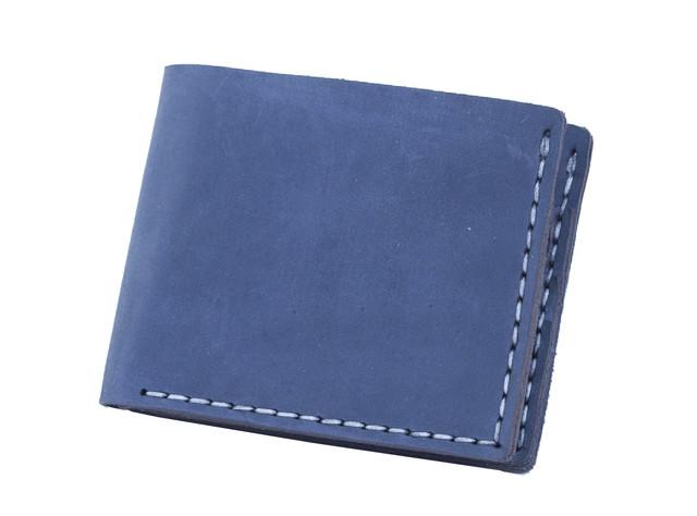 """Шкіряний гаманець """"Вurse"""" ручної роботи"""