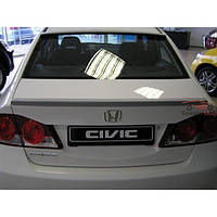 HONDA CIVIC ( 2006-Н.В. ). САБЛЯ ( СПОЙЛЕР ) НА БАГАЖНИК ПОД ПОКРАСКУ