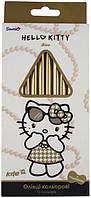 Карандаши цветные трехгранные, 12 шт. Hello Kitty Diva, ТМ Kite, HK13-053K