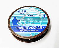 Леска Черниговская 0,20mm / 100m