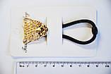 Гумка для волосся - леопард, фото 2