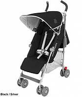 Коляска-трость Maclaren Quest Sport Maclaren коляска-трость QUEST SPORT Black/Silver