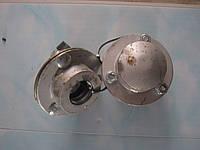 Комплект подшипников с корпусами копалки лука с квадратом KRUKOWIAK