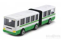 Минимодель Автобус с гармошкой Технопарк