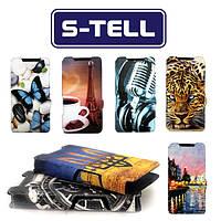 Чехол-книжка Ultra-Book Print для S-TELL M620