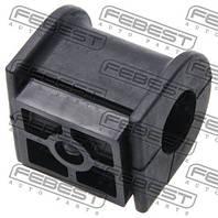 Втулка заднего стабилизатора d22  (toyota auris/hybrid (ukp) ade15#/nde150/nre150/zre15#/zze150/zwe150 2007-) (производство Febest ), код запчасти: