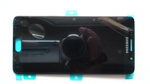 Дисплей с сенсором Samsung A510 Galaxy A5 Black оригинал, GH97-18250B, фото 2