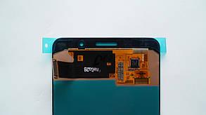 Дисплей с сенсором Samsung A510 Galaxy A5 Black оригинал, GH97-18250B, фото 3