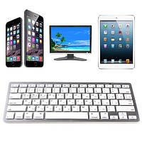 Bluetooth клавиатура для планшетов, смартфонов и пк ATLANFA AT-3950