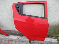 Дверь задняя правая M300 (в сборе) Chevrolet spark