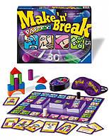 Настольная игра MAKE 'N' BREAK PARTY Ravensburger (26612)Cобери-Разбери.Вечеринка, Киев