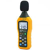 Шумомер Hyelec MS6708 ( 30-130 dB )± 1.5 dB с защитой от влаги и пыли