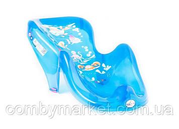Горка для купания Tega Aqua AQ-003 синяя